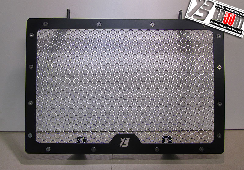 guard » For Kawasaki » Radiator guard for the Kawasaki Z1000 ...