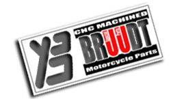 BRUUDT CNC Machined Special Parts-Logo